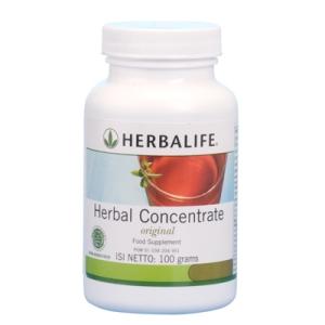 herbal concentracte